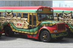 Dos Equis Cinco De Mayo Promotional Bus Tour